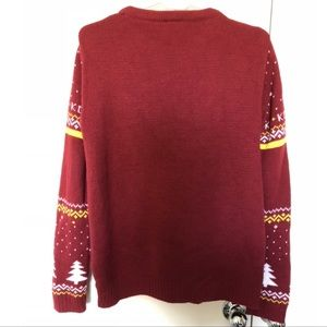 Numskull Sweaters - Street Fighter Ugly Holiday Sweater Sz Small Men